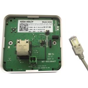 AH40 1-to-16 IP - Коммуникационный узел на 16 точек доступа