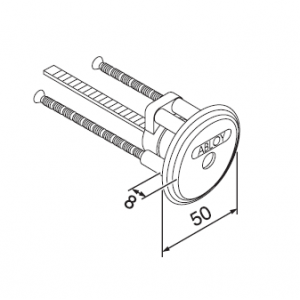 Цилиндр CY027T (protec2)