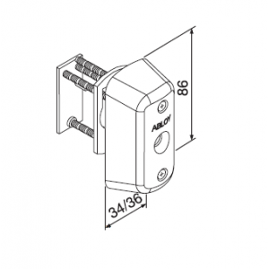 Цилиндр CY064C (classic)