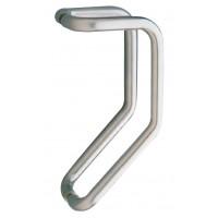 Ручка-скоба дверная Форма 340-30/400 LК
