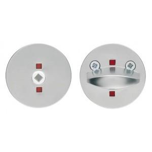 Поворотная кнопка для туалетных дверей LH007 WC