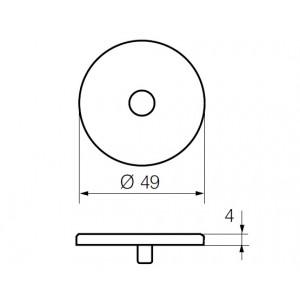 Покрывающий щиток LH001 P