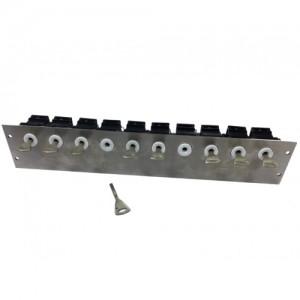 Abloy Protec Keyholding Receptor Strip специальная полоса для блокировки ключей ABLOY PROTEC, PROTEC2, CLIQ