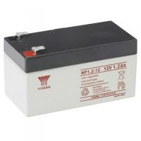 YUASA NP 1.2-12 аккумулятор для Traka21