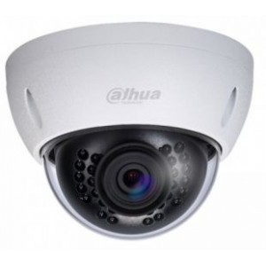 DH-IPC-HDBW1120EP-W-0280B Видеокамера IP купольная, 960p (25к/с), WiFi